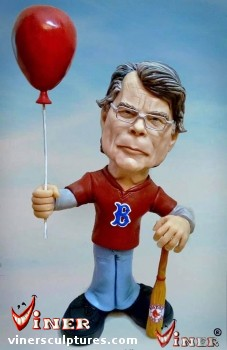 Stephen King by Mike K. Viner