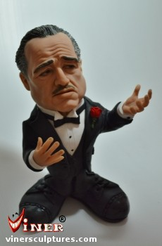 Don Vito Corleone by Mike K. Viner