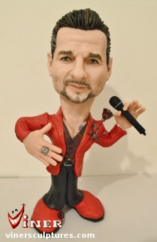 Dave Gahan by Mike K. Viner