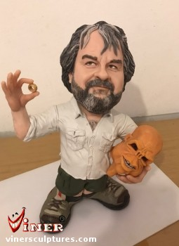 Peter Jackson by Mike K. Viner