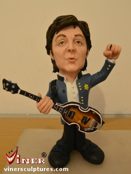 Paul McCartney by Mike K. Viner