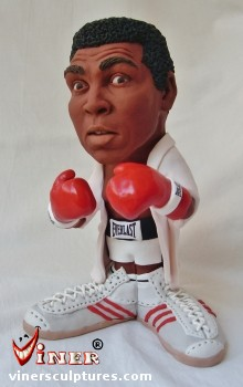 Muhammad Ali by Mike K. Viner