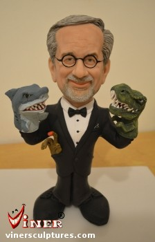 Steven Spielberg by Mike K. Viner