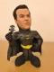 Michael Keaton as Batman by Mike K. Viner
