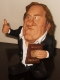 Gerard Depardieu by Mike K. Viner