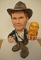 Harrison Ford as Indiana Jones by Mike K. Viner