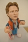 Michael J. Fox as Marty McFly by Mike K. Viner